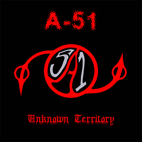 A-51 - Unknown Territory Cover